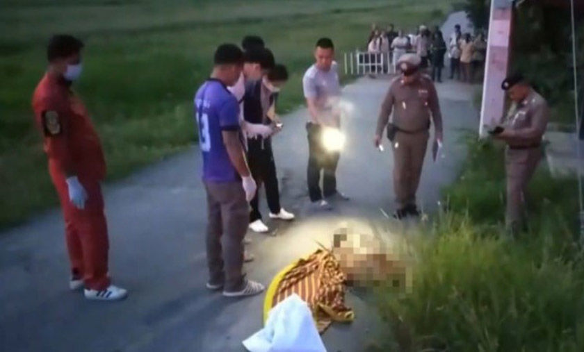 Woman held on suspicion of murdering disabled father | Thaiger