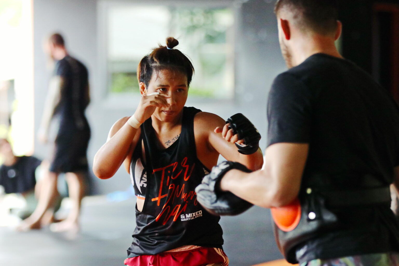 Phuket Muay Thai fighter is the first Thai national to compete in UFC | News by Thaiger
