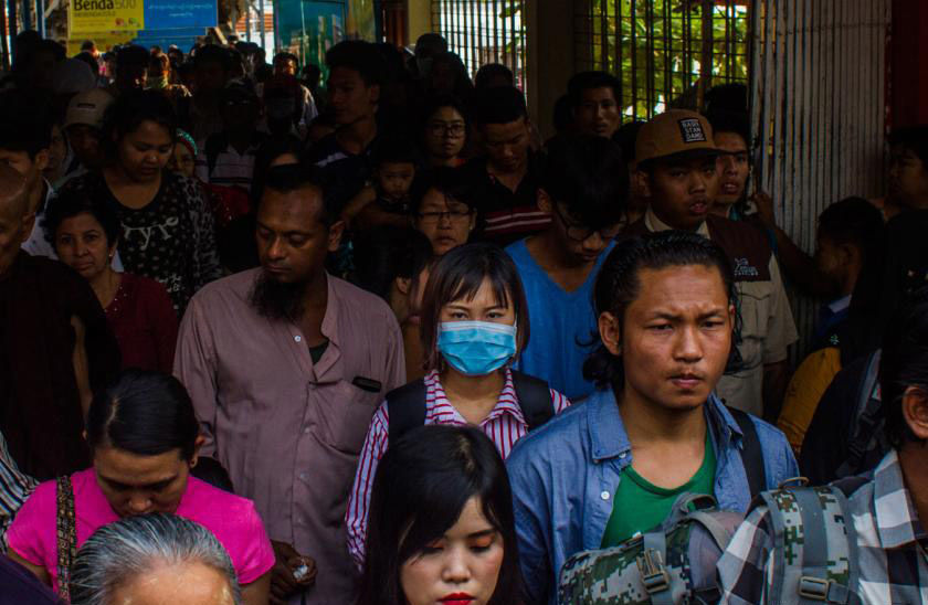Myanmar reports 15 new Covid-related deaths in the past 24 hours | Thaiger