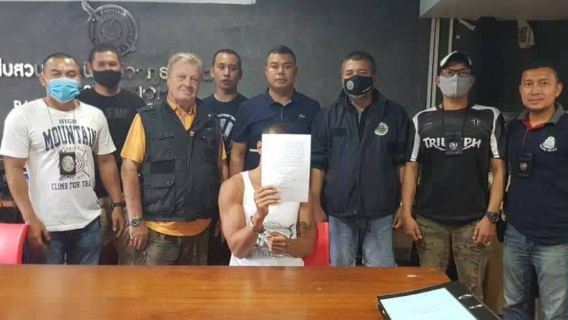 Phuket police arrest Frenchman for allegedly raping a woman he met on Tinder | Thaiger