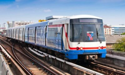 New Bangkok BTS line to start running in December | Thaiger