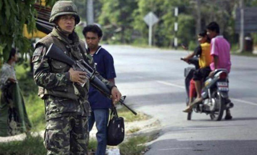 2 insurgents killed, 4 ranger injured in Songkhla clash | Thaiger