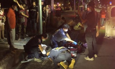 American and Thai in critical condition after motorbike incident in Pattaya | Thaiger