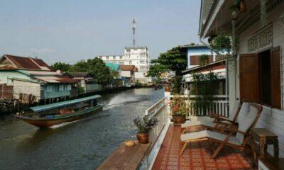 150 million baht makeover for Bangkok klongs | Thaiger