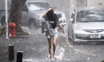 Heavy rain across the country this weekend – local forecasts | Thaiger