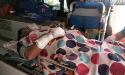 32 year old recovers in hospital after tiger attack in Pattaya | Thaiger