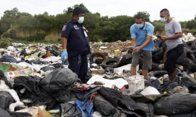 Baby's corpse found at garbage tip in Pattaya | Thaiger