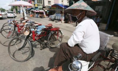 Myanmar's Covid-19 spike causes mass lockdowns as Thai authorities scramble to seal the border | Thaiger