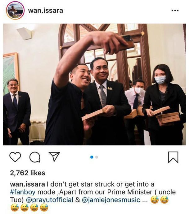 Sri Panwa Phuket getting social media flak after owner criticises pro-democracy protest leader | News by The Thaiger