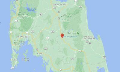 Bride and groom shot in Nakhon Si Thammarat wedding | The Thaiger