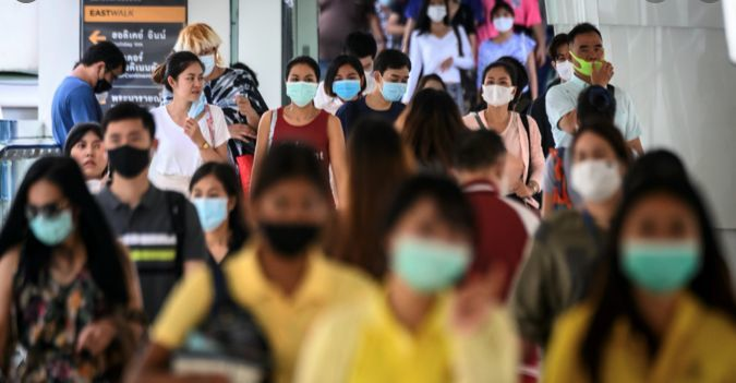 22 new cases of Covid-19 detected in Thailand