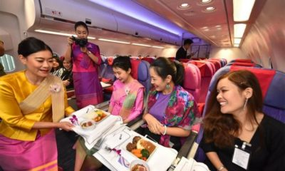 Flights to nowhere. The latest 'cunning plan' by Thai Airways | The Thaiger