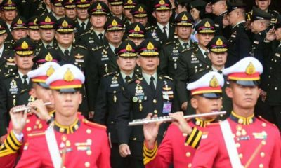 New army chief declares he'll protect Thailand's monarchy and restore peace | The Thaiger