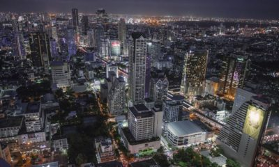 Silom Road tops as the most expensive area to buy land in Bangkok | The Thaiger
