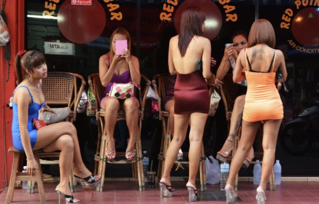 Thai sex workers push for prostitution decriminalisation | Thaiger