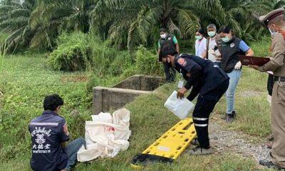Body found with gunshot wound, police open murder investigation | Thaiger