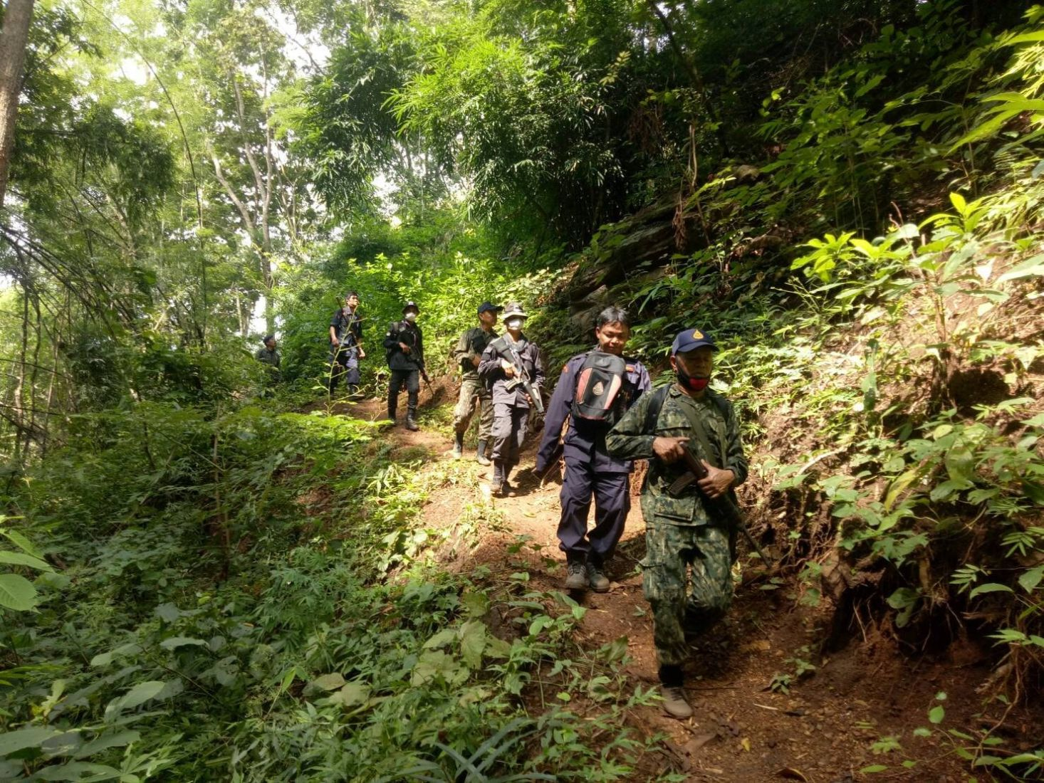 Myanmar Covid-19 outbreak could reach Thai border in 2 weeks, health offical says | Thaiger