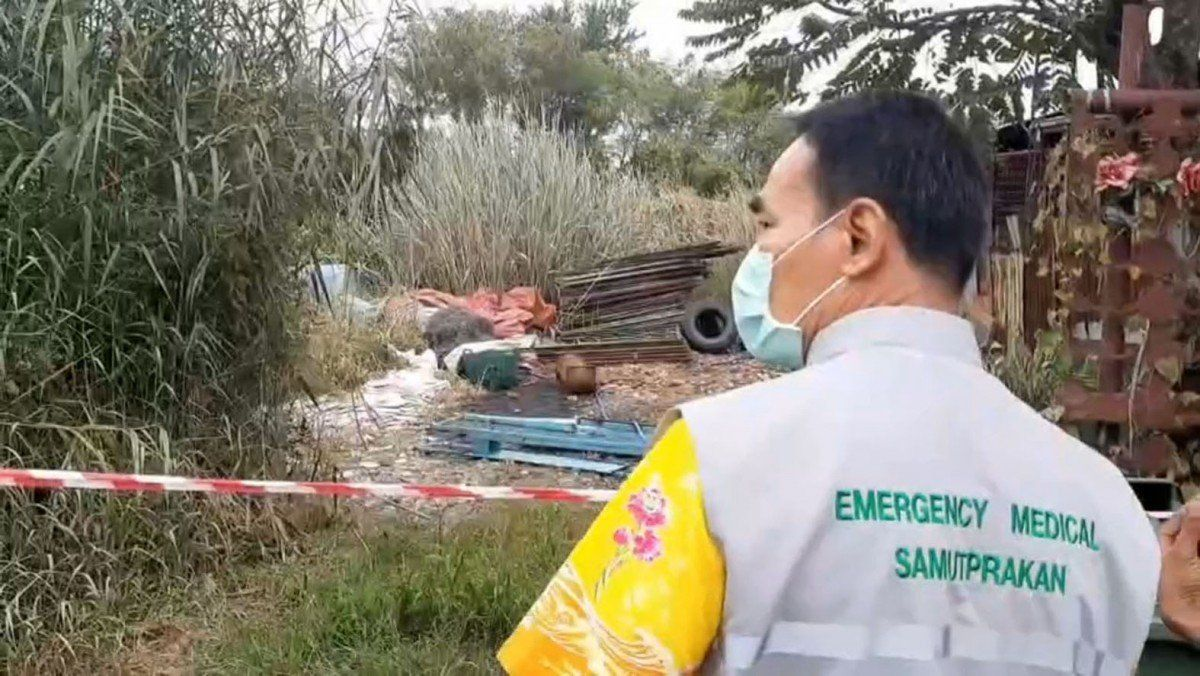 Around 10 villagers hospitalised after chemical spill in Samut Prakan | The Thaiger