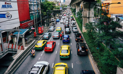 Over 5 million escape Bangkok by car and public transport as holiday begins | Thaiger