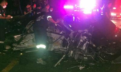 Bangkok DJ dies in high speed crash on notorious 'death road'   Thaiger