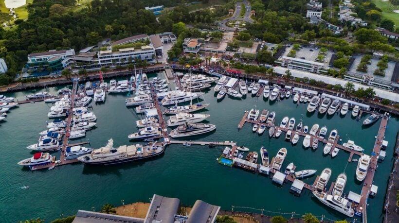 Singapore Yacht Show postpones yachting showcase again | Thaiger