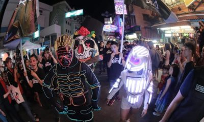 Khao San Road to reopen for Halloween | The Thaiger