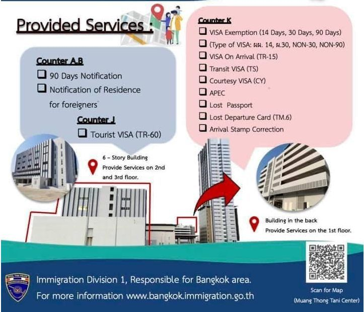 This is how to apply to extend your visa in Bangkok | News by Thaiger