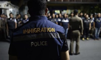 Get a visa or go to jail – Thai Immigration   Thaiger