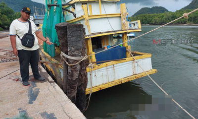 Body found floating by Khanom fishing pier | Thaiger