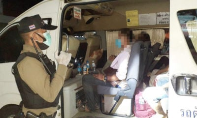 Police arrest 14 Laotian migrants for allegedly crossing the border | The Thaiger