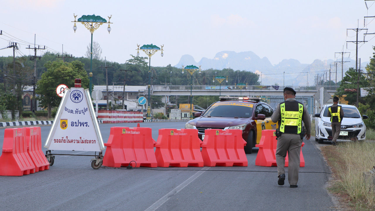 Covid-19 restrictions are back in Phang Nga | Thaiger