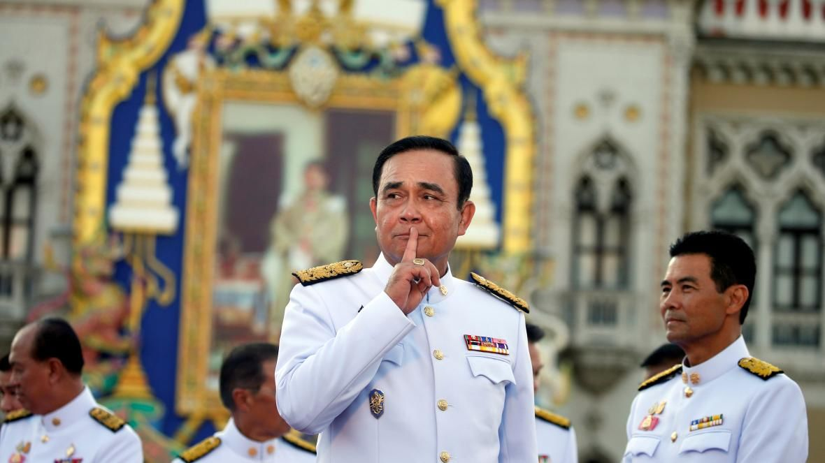 """Rumours of a new coup """"were pure nonsense"""" – Thai PM 
