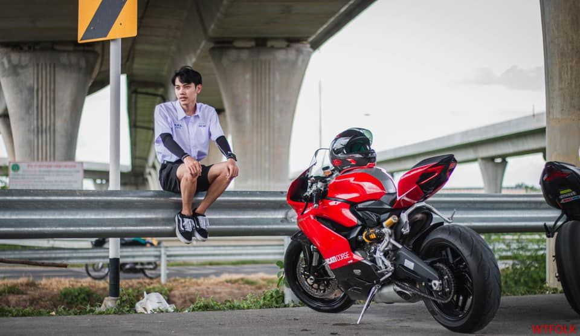 Popular Thai teenage game streamer killed in motorcycle crash   Thaiger