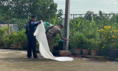 Teen arrested for allegedly killing school security guard in Pathum Thani | The Thaiger