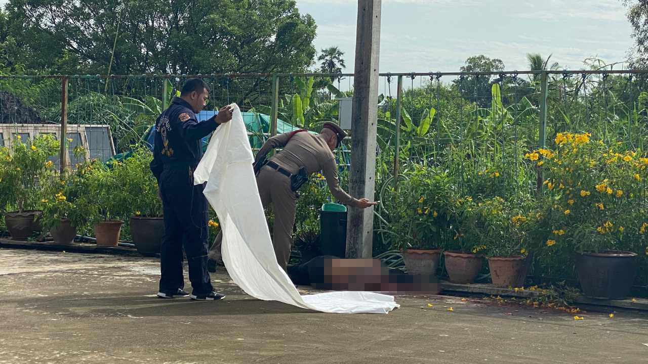 Teen arrested for allegedly killing school security guard in Pathum Thani   Thaiger