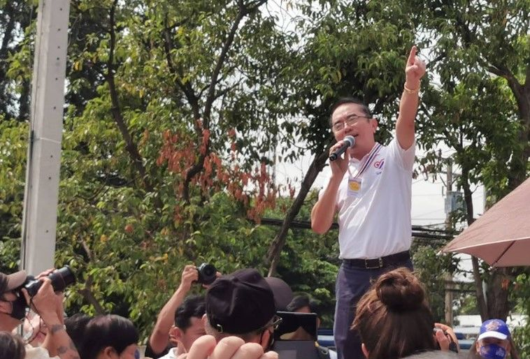 Empire strikes back: Thai royalists oppose constitution changes | Thaiger