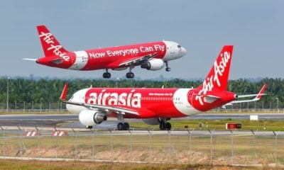 Thai Air Asia returns to Suvarnabhumi in addition to its Don Mueang hub | Thaiger