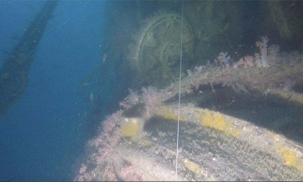 Divers believe they have found a 77 year old wrecked US Navy submarine by Phuket | News by The Thaiger
