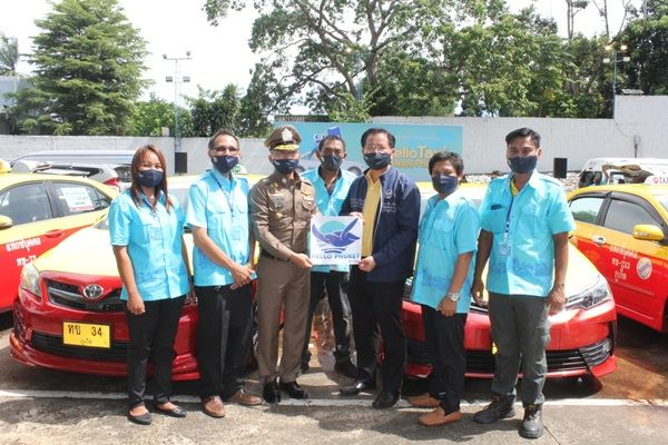 Phuket launches app, passengers rate taxi drivers | Thaiger