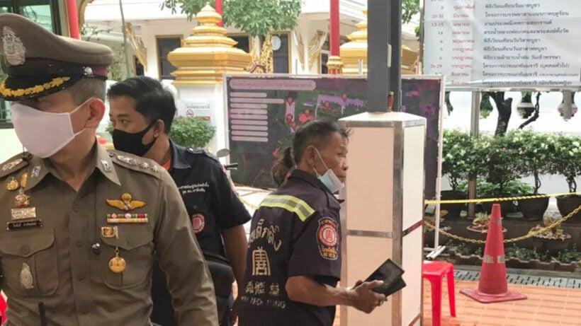 Woman shot and killed at Bangkok temple | Thaiger