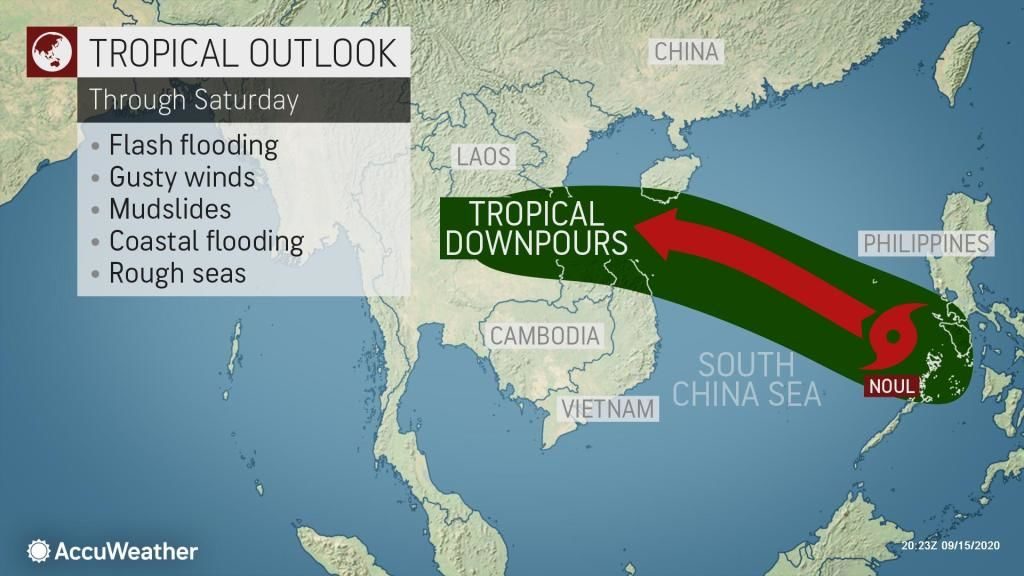 Heavy rain across Thailand coming this weekend | Thaiger