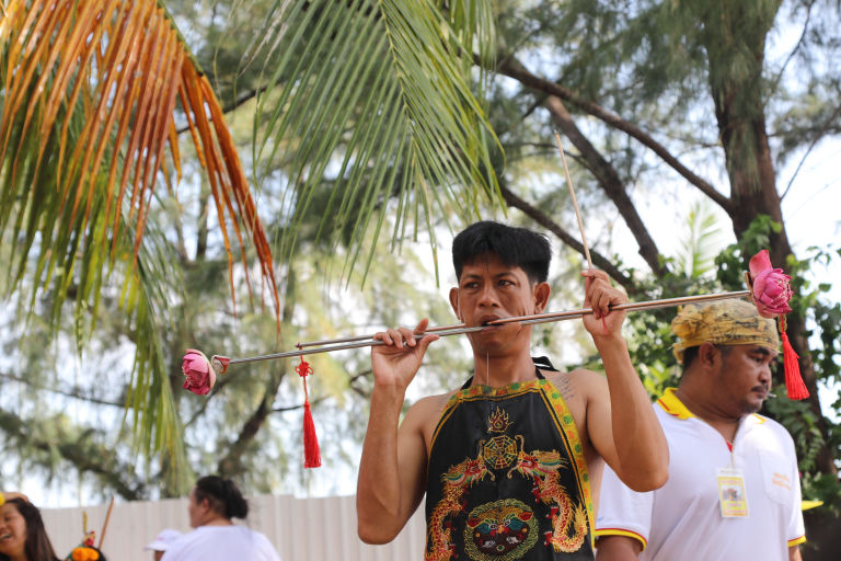 Phuket's annual Vegetarian Festival expected to draw in 350 million baht | News by Thaiger