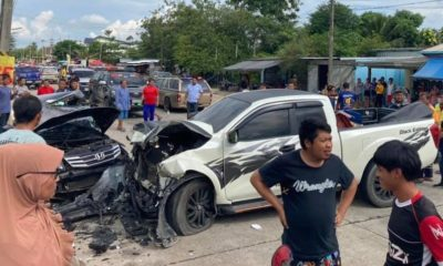 2 year old child among 2 killed in Chon Buri collision | Thaiger