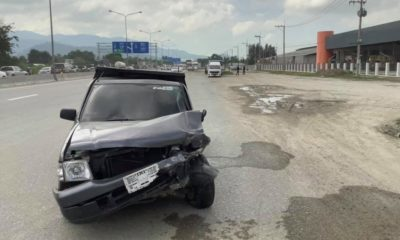 Burmese worker killed, 11 injured, in Chon Buri truck collision | Thaiger