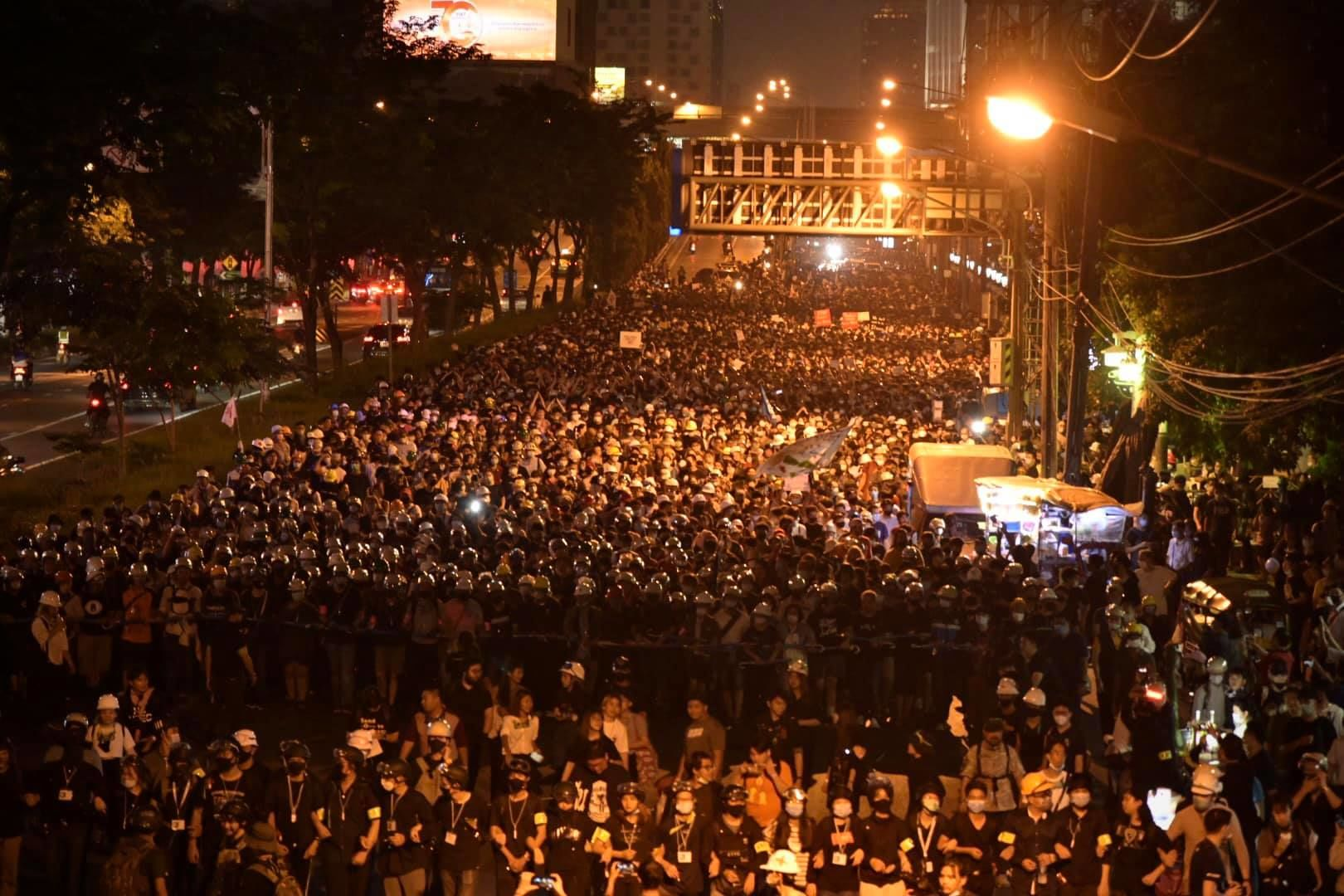 Who are these Thai student protesters, and what are they protesting about? | News by Thaiger