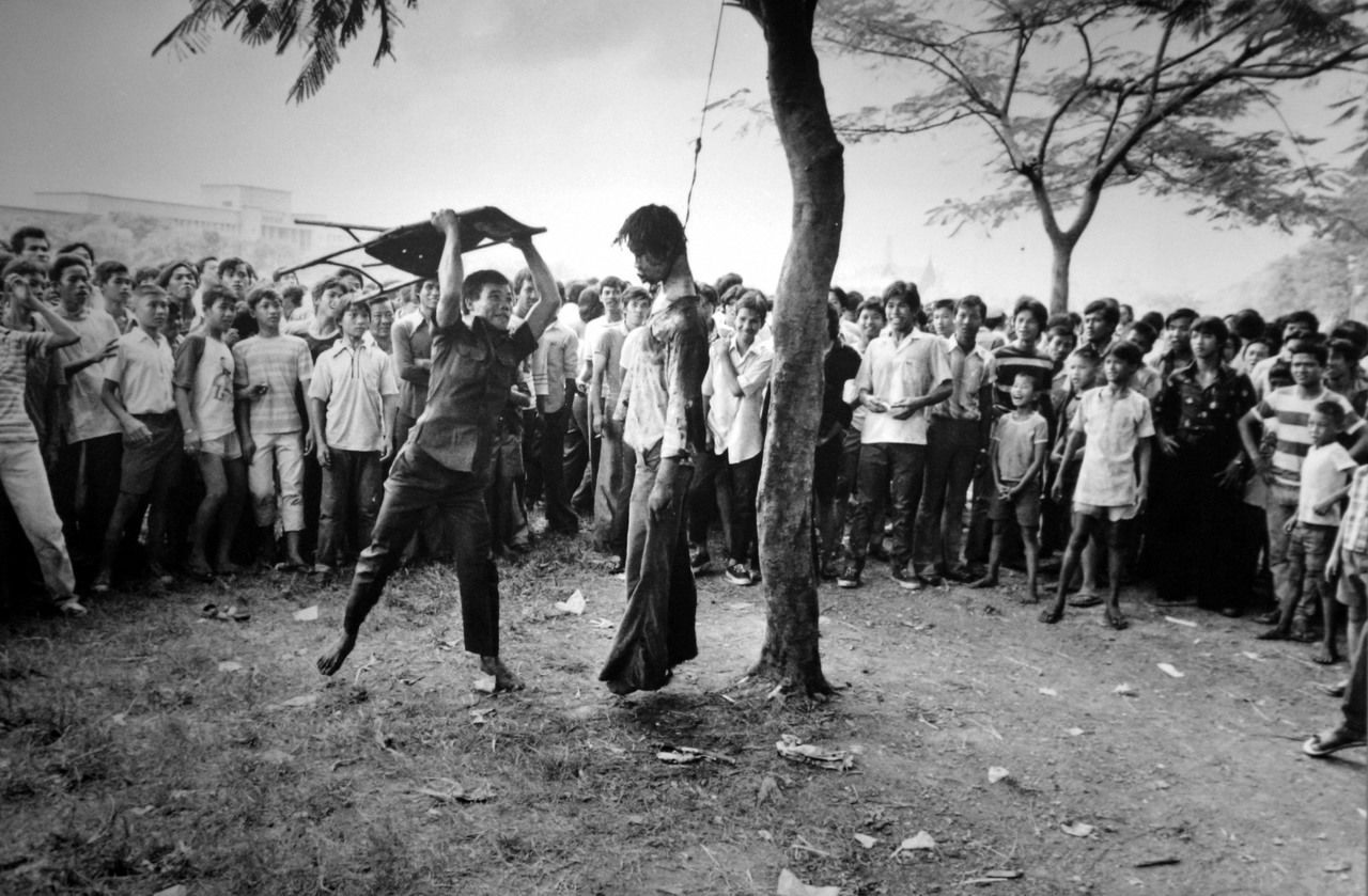 44 years on - the 1976 Thammasat University Massacre | News by The Thaiger