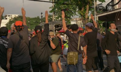 Protest planned at Bangkok's Rathchaprasong intersection, despite State of Emergency | The Thaiger