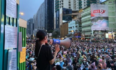 Pro-democracy protests grow across Thailand, plans to continue | The Thaiger