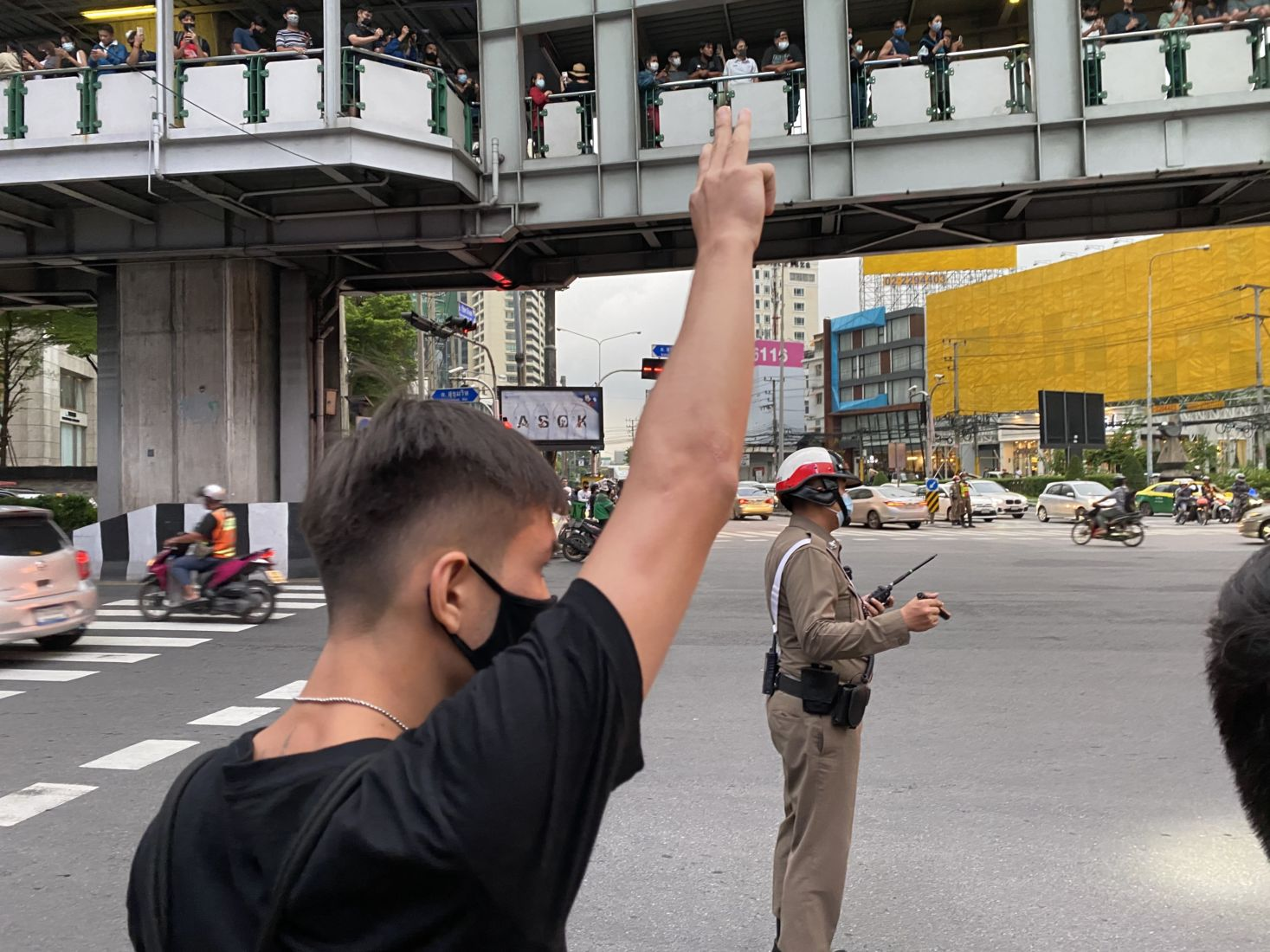 Pro-democracy protests grow across Thailand, plans to continue   News by Thaiger