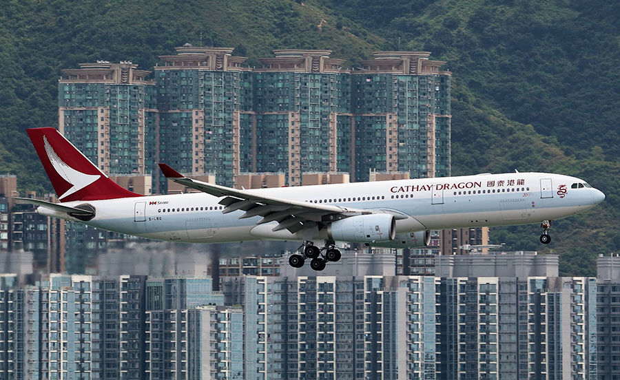 Up to 5,900 jobs to go as Hong Kong carrier Cathay Dragon shuts down | The Thaiger